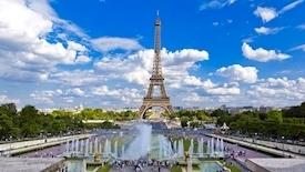 Paryż - stolica Europy