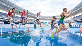 Berlin - Mistrzostwa Europy w Lekkoatlet