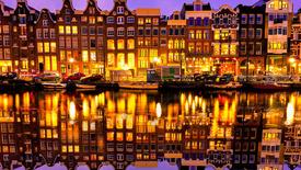 Noc Muzeów - Amsterdam