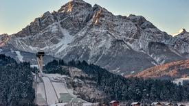 Skoki Narciarskie - Innsbruck