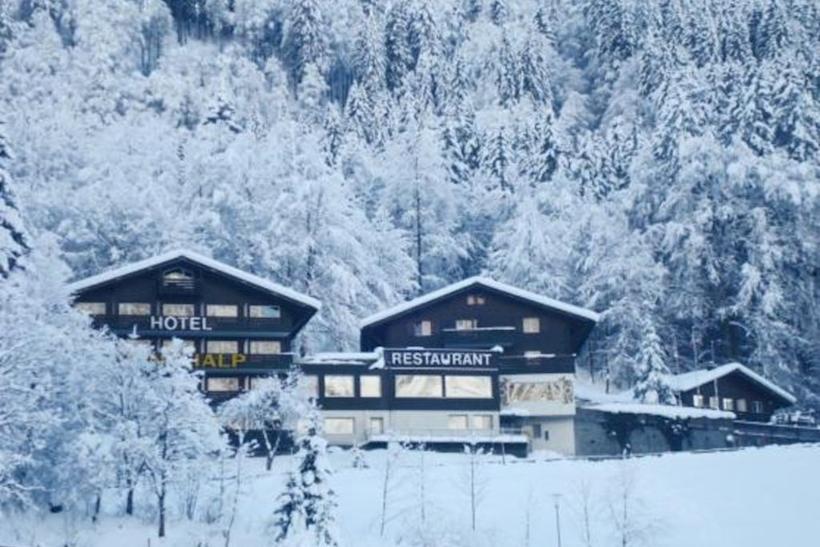 Bänklialp (Zentralschweiz)