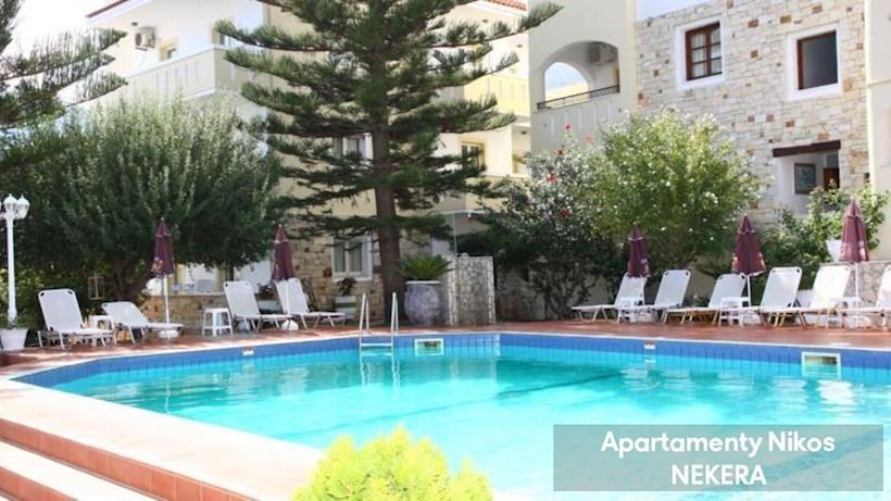 Apartamenty Nikos