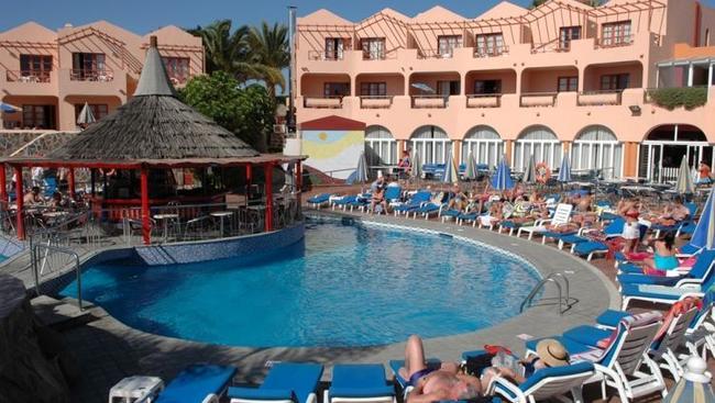 Hiszpania Gran Canaria Maspalomas Turbo Club