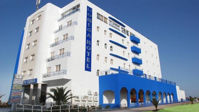 Maroko Agadir Agadir Omega