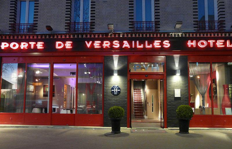 Hotel oceania paris porte de versailles pary francja - Palais des expositions porte de versailles ...