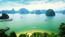 Wietnam Północ - Południe