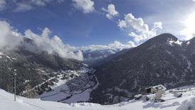 Narty w Dolomitach - Val di Sole - Pejo
