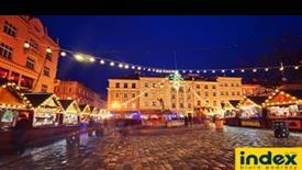Lwów - Express Jarmark Bożonarodzeniowy