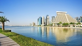 Sheraton Grand Doha Resort