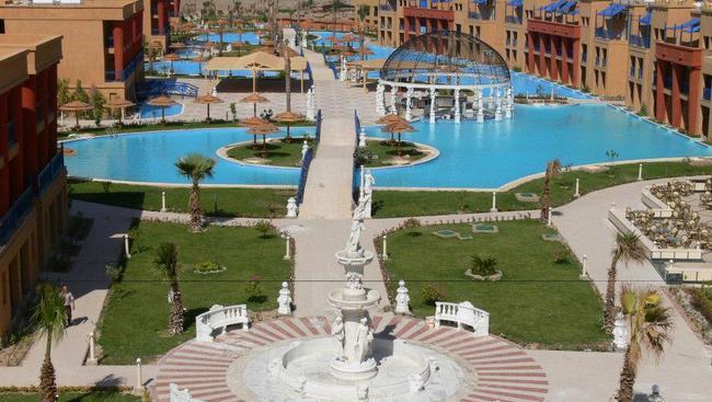 Egipt Hurghada Hurghada Titanic Palace Resort
