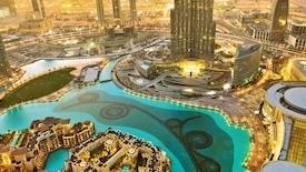 Emiraty Arabskie - Przygoda z szejkiem