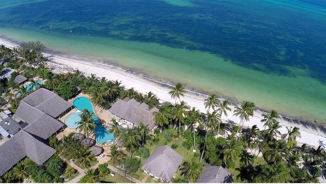 Tanzania Zanzibar Uroa Uroa Bay Beach Resort