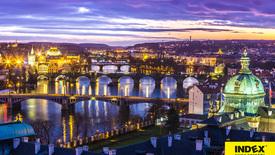 Sylwester - Praga