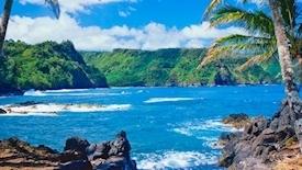 Spektakularny Zachód i rajskie Hawaje