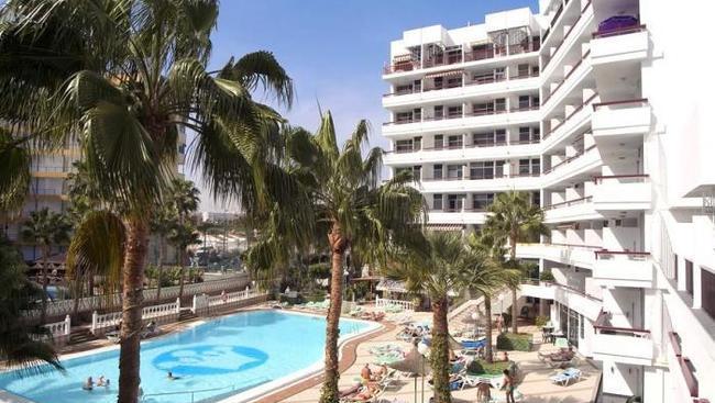 hotel corona blanca apartments hiszpania gran canaria oferty na wakacje i wczasy w. Black Bedroom Furniture Sets. Home Design Ideas