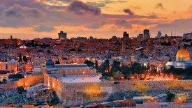 Sylwester w Tel Awiwie