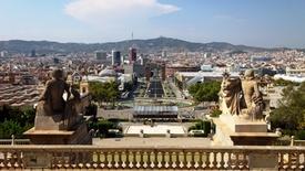 Majówka w Barcelonie