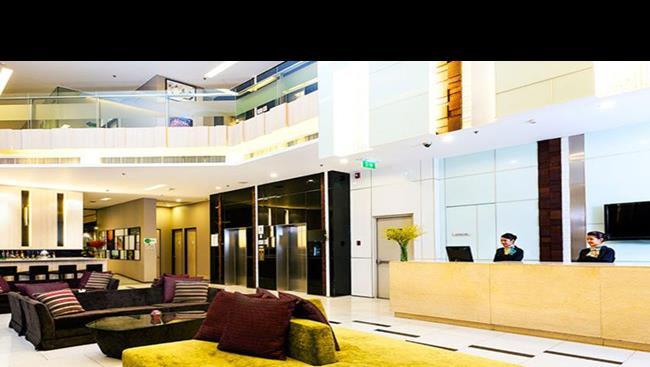 Hotel Vic3 Bangkok Tajlandia Bangkok Oferty Na