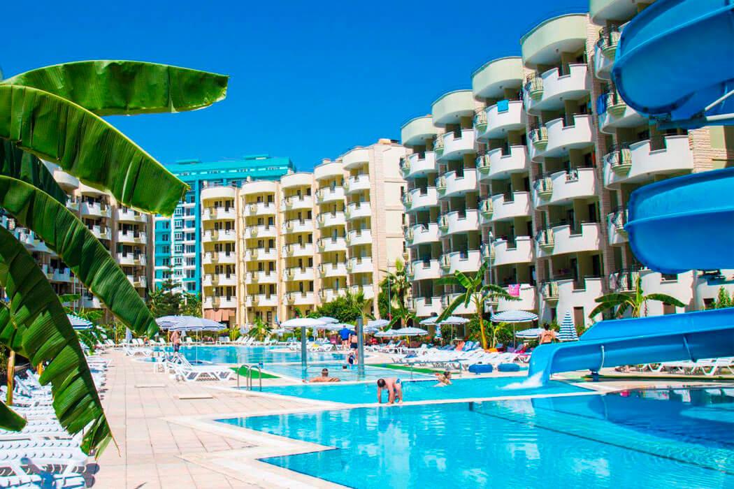 Hotel May Garden - Turcja (Alanya), oferty na wakacje i