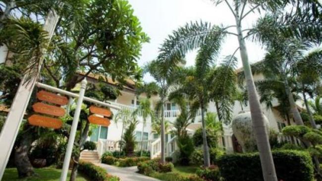 Hotel thai garden tajlandia pattaya oferty na wakacje for Katzennetz balkon mit hotel pattaya garden thailand