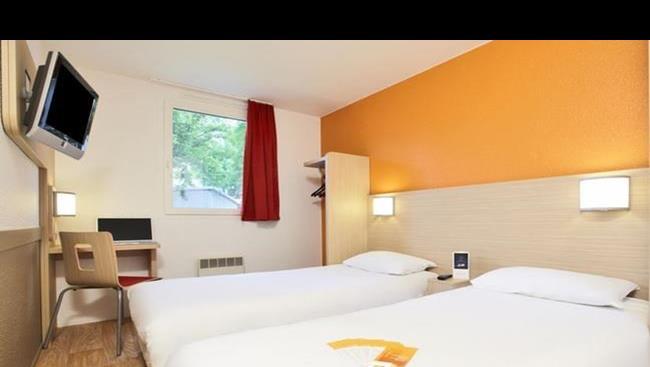 hotel premiere classe roissy cdg paris nord ii francja pary oferty na wakacje i wczasy w. Black Bedroom Furniture Sets. Home Design Ideas
