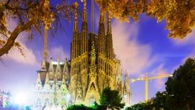 Zimowa Magia Barcelony