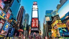 Sylwester - Nowy Jork