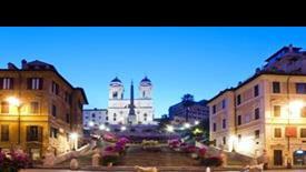 Zimowa Magia Rzymu