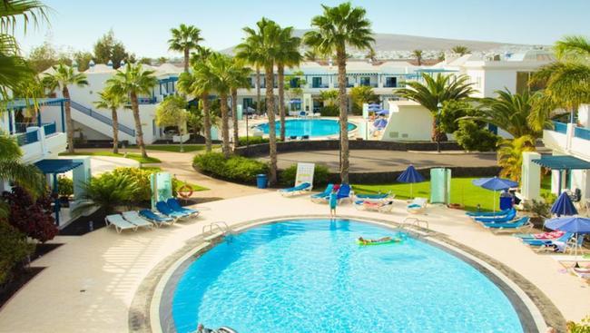 Hiszpania Lanzarote Playa Blanca THB Tropical Island