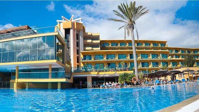 Hiszpania Fuerteventura Playa de Esquinzo Sunrise Club Paraiso Playa