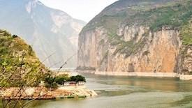 Chiny w dół Jangcy