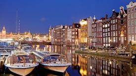 Sylwester - Amsterdam
