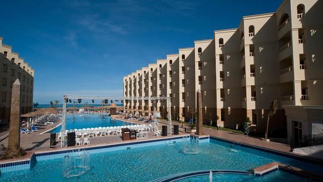 Egipt Hurghada Hurghada AMC Royal