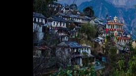 Indie i Nepal De Luxe