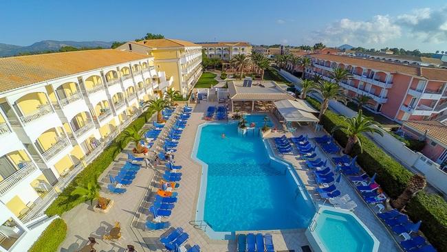 Aqua Bay Hotel Zante Thomson