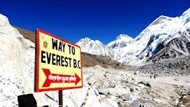 Nepal - W cieniu Everestu