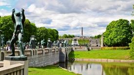 Majówka w Oslo