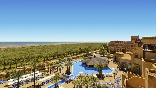 hotel iberostar isla canela hiszpania costa de la luz oferty na wakacje i wczasy w. Black Bedroom Furniture Sets. Home Design Ideas