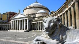 Majówka w Neapolu
