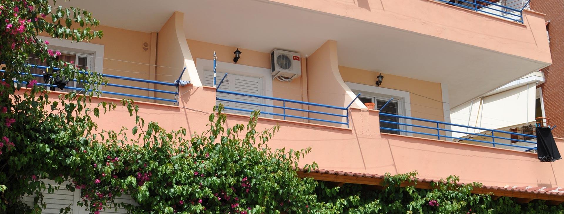 Hotel alvin apartamenty wybrze e jo skie albania for Appart hotel saran