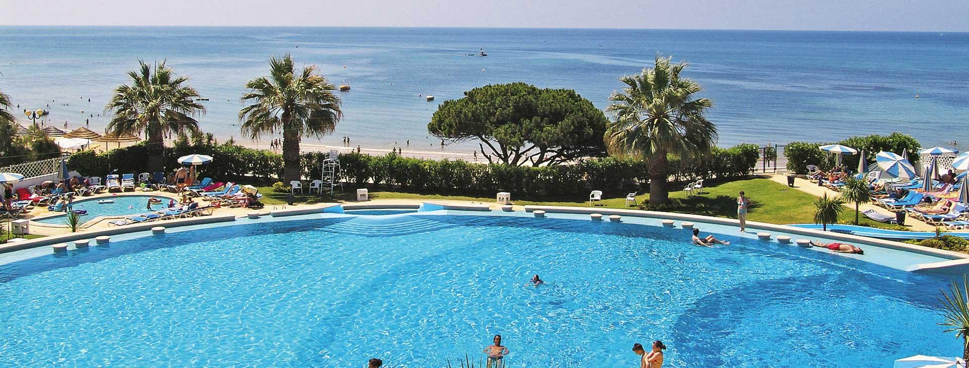 Oura View Beach Club Hotel Albufeira