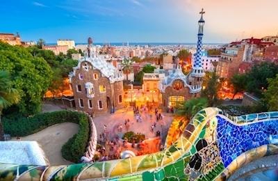 Wielkanoc W Barcelonie