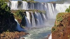 Argentyna- Brazyli z Amazonią, Urugwajem i Paragwa