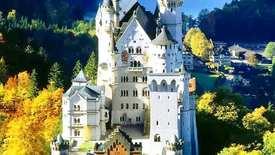 Zamki Ludwika II - Austria - Niemcy