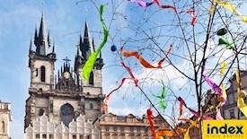 Praga - Jarmark Wielkanocny