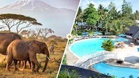 Powitanie z Afryką / Travellers Beach Hotel & Club