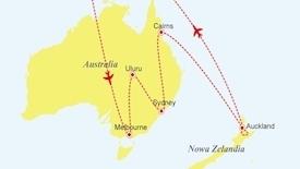 Po drugiej stronie Ziem - Nowa Zelandia - Australia