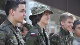 Militarna przygoda - Mrzeżyno