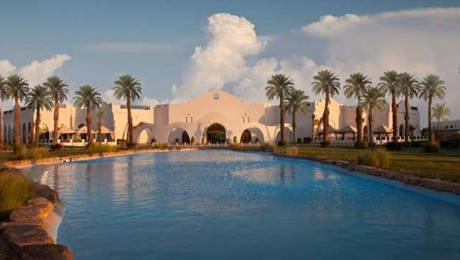 Egipt Marsa Alam Marsa Alam Hilton Marsa Alam Nubian Resort