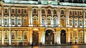 Sylwester - Sankt Petersburg